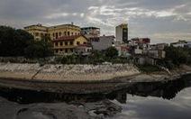 Suy thoái nguồn nước ngầm ở đô thị ngày càng nghiêm trọng