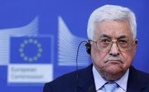 Palestine từ chối vai trò của Mỹ trong đàm phán hòa bình