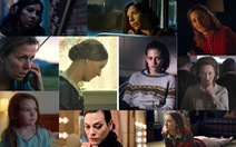 10 nhân vật nữ hay nhất trên màn bạc 2017