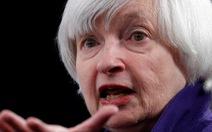 FED tăng lãi suất cơ bản, tự tin vào kinh tế Mỹ