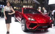 Urus Lamborghini - siêu SUV nhanh nhất thế giới