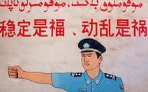 Trung Quốc 'điều tra dân số' ở Tân Cương gồm cả thu thập ADN