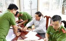 Bắt giám đốc doanh nghiệp bị thu hồi dự án vẫn 'ký hợp đồng xây dựng'