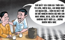 Mất hồ sơ Trịnh Xuân Thanh, chuyện thật như đùa