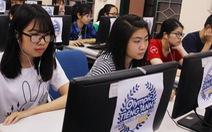 Bộ GD-ĐT không chủ trì thi toán, vật lý, tiếng Anh qua mạng