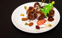 Nấu ăn vào mùa cherry chín cùng vua bếp Ngô Thanh Hòa