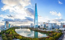 Hơn nửa số tòa nhà chọc trời trên thế giới 2017 của Trung Quốc
