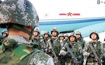 Trung Quốc điều cả sư đoàn áp sát biên giới Ấn Độ