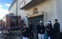 Chuẩn bị đưa người nhà sang nhận dạng công nhân Việt bị nạn ở Đài Loan