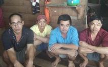 Viện công tố Indonesia gặp 4 thuyền trưởng Việt Nam tuyệt thực