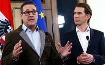 Đảng chống nhập cư vào chính phủ Áo