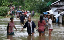 Bão Kai-Tak suy yếu khi vào miền trung Philippines