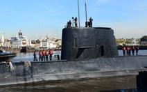 Tướng Hải quân Argentina rơi rụng sau vụ tàu ngầm mất tích