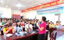 Hơn 400 giáo viên, bảo mẫu dự tọa đàm ngăn chặn bạo hành