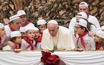 Giáo hoàng nói việc tung tin giả và tin giật gân là 'tội lỗi rất lớn'