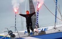 Người Pháp lại phá kỷ lục vòng quanh thế giới bằng thuyền buồm