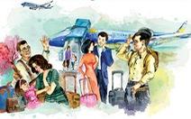 Vietnam Airlines tăng ngàn chuyến bay dịp Tết Mậu Tuất