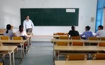 Cao Đẳng sư phạm Quảng Trị: Cả khoa chỉ có 5 sinh viên