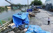 370 cảng sông TP.HCM từ hợp pháp thành cảng... bất hợp pháp