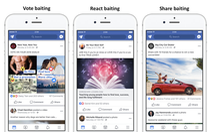 Facebook 'đánh tụt hạng' những nội dung chỉ nhằm 'câu Like'