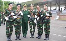 Tướng lĩnh Việt thời bình - Kỳ 3: Nữ trung tướng đầu tiên
