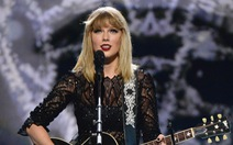 Ca khúc của Taylor Swift có khả năng được đề cử Oscar 2018