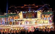 Festival Huế 2018 quảng bá 5 di sản thế giới