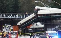 Tàu Amtrak chạy nhanh gấp đôi tốc độ quy định