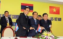 Hợp tác phát triển khu vực tam giác Campuchia - Lào - Việt Nam