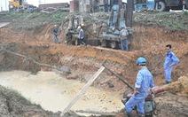 Truy tố 9 bị can vụ đường ống nước sạch Sông Đà vỡ 18 lần