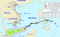 Thêm bão mới thành hình ở Philippines, bão 15 suy yếu