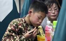 Nhìn lượng mì ăn liền để hiểu xã hội Trung Quốc