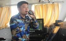 Thuyền trưởng tuổi 30 của cảnh sát biển Việt Nam