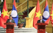 Bế mạc Năm đoàn kết  hữu nghị Việt - Lào