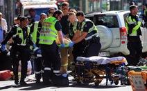 Xe SUV lao vào đám đông ở Melbourne, 19 người bị thương
