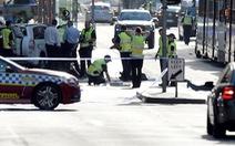Kẻ lao xe vào đám đông ở Úc 'không liên quan khủng bố'
