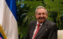 Chủ tịch Cuba sẽ rời cương vị vào tháng 4-2018