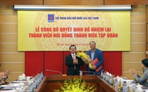 Đình chỉ công tác ông Phan Đình Đức - thành viên HĐTV PVN
