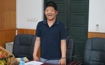 Bôm, con diễn viên Quốc Tuấn được trao học bổng Toyota