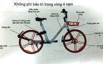 Nghiên cứu mô hình chia sẻ xe đạp thông minh tại TP.HCM