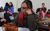 Sài Gòn se lạnh, bạn trẻ 'lười' hơn, điệu đà hơn