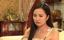 Thủy Phạm 'tố' bị Quốc Thái bạo hành trong phim mới