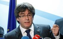 Madrid nhất quyết không đàm phán với cựu thủ hiến Catalonia