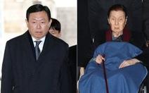Dàn lãnh đạo Tập đoàn Lotte lãnh án tù