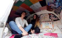 Bên trong 'khách sạn nhỏ nhất thế giới'