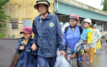 Tiền Giang, Bạc Liêu sơ tán hàng trăm ngàn dân tránh bão