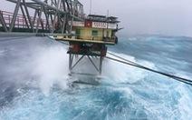 4 ngày phức tạp và nguy hiểm của bão Tembin