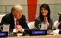 Mỹ tuyên bố cắt 285 triệu USD đóng góp cho Liên hiệp quốc
