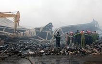 Tìm thấy thi thể thứ hai vụ cháy nhà máy bánh kẹo ở Thanh Hóa