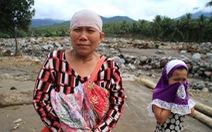 Philippines vẫn tìm kiếm người mất tích sau bão Tembin